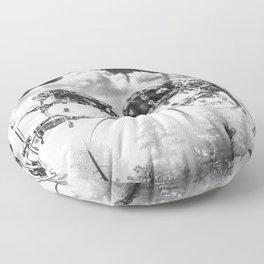 CLEAN SET 2 Floor Pillow