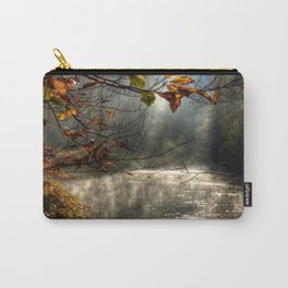 autumn light serenity Carry-All Pouch