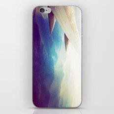 morning plane iPhone & iPod Skin