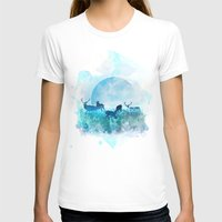 twilight T-shirts featuring Twilight by Lynette Sherrard Illustration and Design