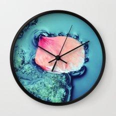 fantasy garden°1 Wall Clock