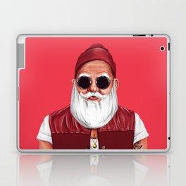 Hipstory -  Santa Claus Laptop & iPad Skin