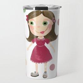 Girls rulz Travel Mug