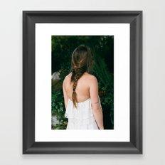 alydar Framed Art Print