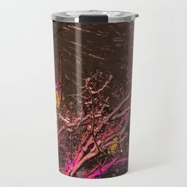 Longfellow Square Christmas Lights (4) Travel Mug