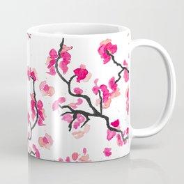 Japanese Cherry Blossoms Coffee Mug