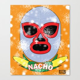 Nacho Corn Canvas Print
