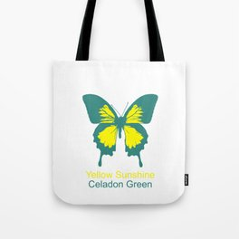 Ulysses Butterfly 1 Tote Bag