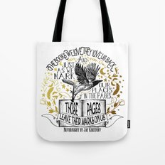 Nevernight - Books Love Us Tote Bag