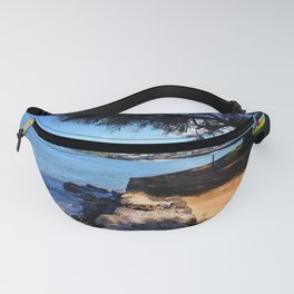 Waterfront View Fanny Pack