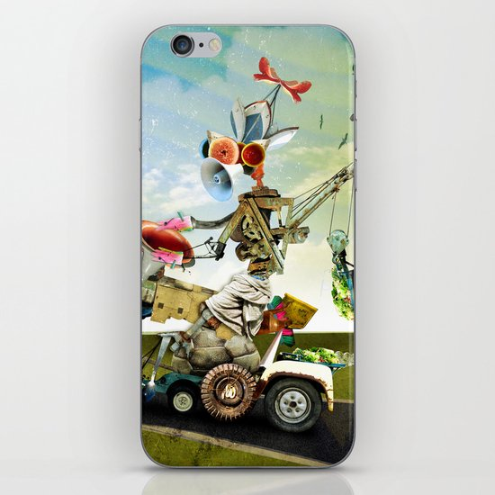 Driver iPhone & iPod Skin