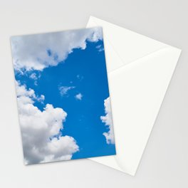 Clouds 3 Stationery Cards