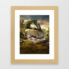 Newcastle [Horizon Zero Dawn] Framed Art Print