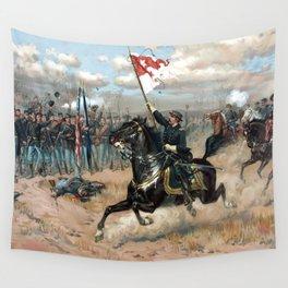 Sheridan's Ride -- American Civil War Wall Tapestry
