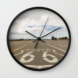 Mother Road Wall Clock