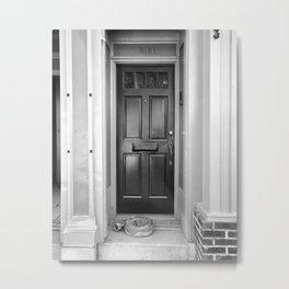 Doorway Metal Print