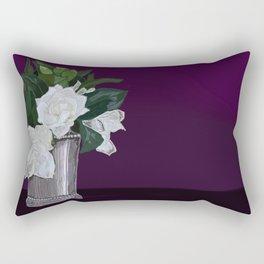 Julep & Gardenias Rectangular Pillow