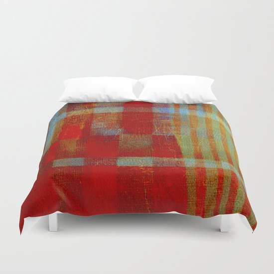 """""""Passions"""" Inspired by the Maria Bethânia music. Duvet Cover"""