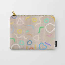 Confetti Party Carry-All Pouch