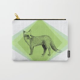 fox in forest Carry-All Pouch