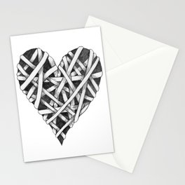 Mended Heart | Day 77 /365 Stationery Cards