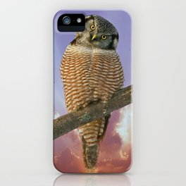 Lest ye be judged iPhone Case