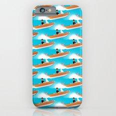 Live The Jet Set Life! Slim Case iPhone 6s