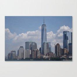 Skyline Views Canvas Print