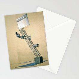 Lenin Tribune - El Lissitzky Stationery Cards