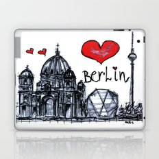 I love Berlin Laptop & iPad Skin
