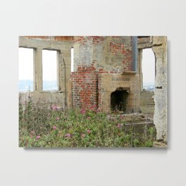 Wild Hearth Metal Print