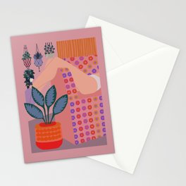Self Care Is Important Stationery Cards