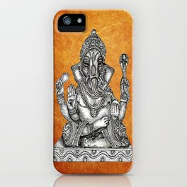 Remover of Obstacles iPhone Case