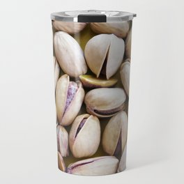 pistachio texture Travel Mug