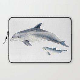 Bottlenose dolphin Laptop Sleeve