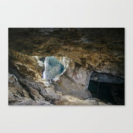 Wallingford Back Mine 1 Canvas Print