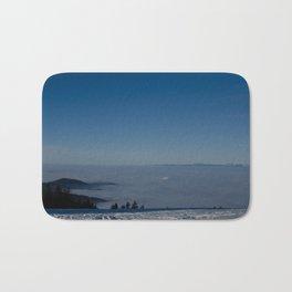 Black Forest Sunrise - Landscape Photography Bath Mat