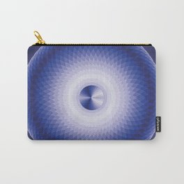 Blue motion Carry-All Pouch