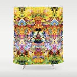 Transcendental Ideology Shower Curtain