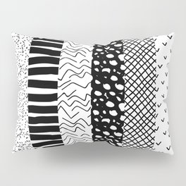 In a doodle rythm Pillow Sham