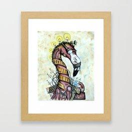 Electrified Framed Art Print