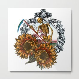 Rite Of Spring Metal Print