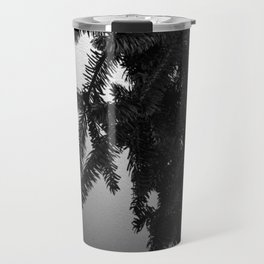 Abstract pine Travel Mug