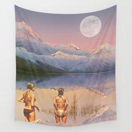 Moon Ritual Wall Tapestry