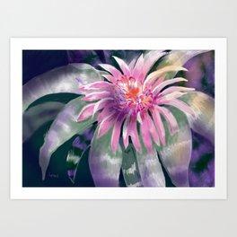 Tropical One Art Print