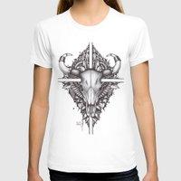 buffalo T-shirts featuring buffalo by Sergey Mazur