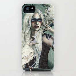 Night of the Ravens iPhone Case