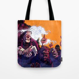 HALLOWEEN PARADE Tote Bag