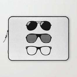 set of sunglasses Laptop Sleeve