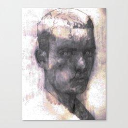 White Eyed Canvas Print
